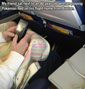 You Are Never Too Old for Pokemon