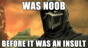 Hipster Noob Saibot