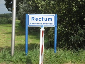 Crazy town name (dutch)