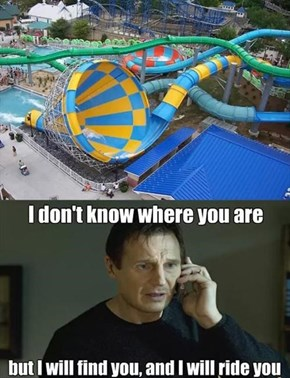 Is This the Coolest Water Slide of All Time?