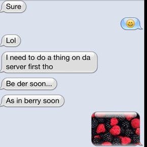 Berry soon