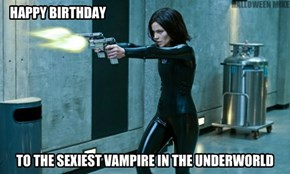 Happy Birthday Kate Beckinsale