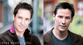 Daniel Ingram totally looks like Keanu Reeves