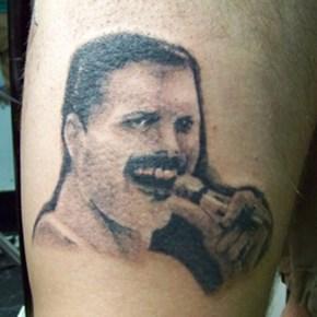 Poor Freddie