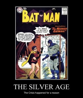 THE SILVER AGE