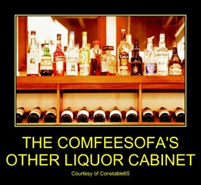 THE COMFEESOFA'S OTHER LIQUOR CABINET