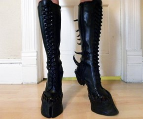 Demon Hooves Boots
