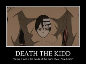 DEATH THE KIDD