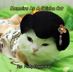 Memoirs As A Geisha Cat