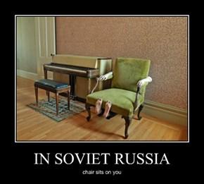 Damn You Soviet Russia
