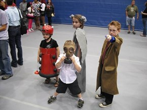 The Cutest Cosplay Group