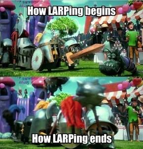 Lay-On!