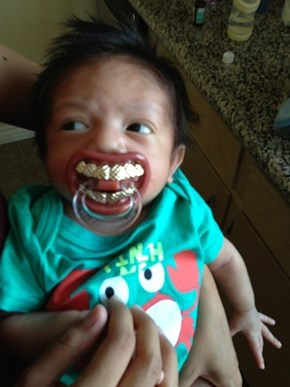 Baby Grillz