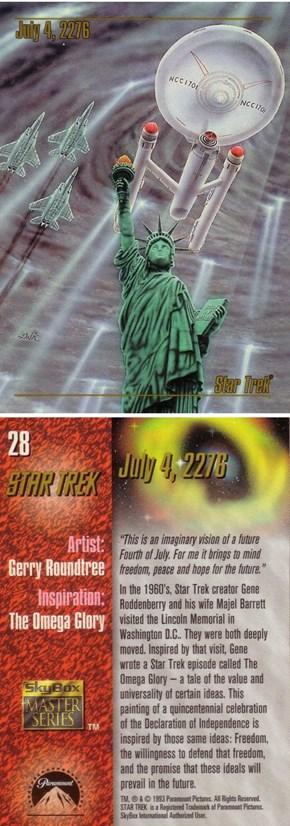 Star Trek Independence Day