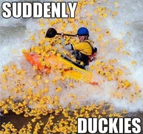 No Rapids Can Get Better Than This