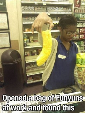 All Hail, Lord Funyun Has Arisen