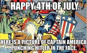 Happy 4th Everyone!