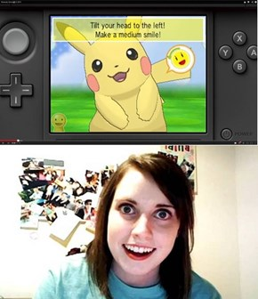 Overly Attached Pokemon Trainer