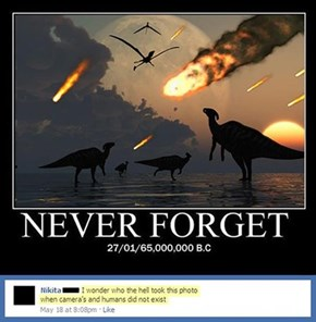 Maybe You Should Have Gone Extinct Instead