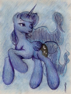 Portraits: Princess Luna