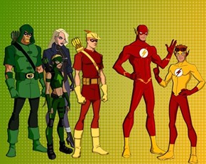 The Flash is Joining Arrow With His Own Spinoff a Possibility