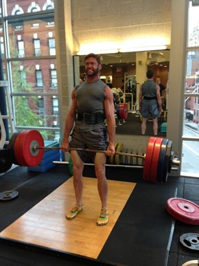Hugh Jackman Wants to Know If You Even Lift, Bro