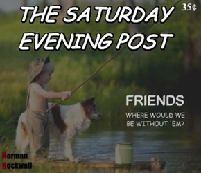 A Post to Friendship