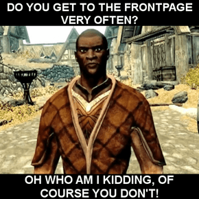 Nazeem knows the average poster pretty well