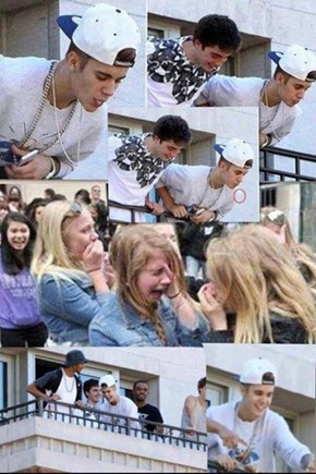"Justin Bieber Doesn't Want These Photos ""To Go Viral"""