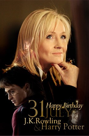 It's Yer Birthday, Harry!