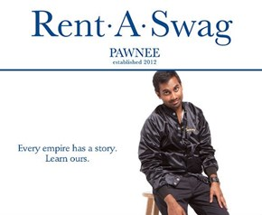 Rent-A-Swag Comes to Life