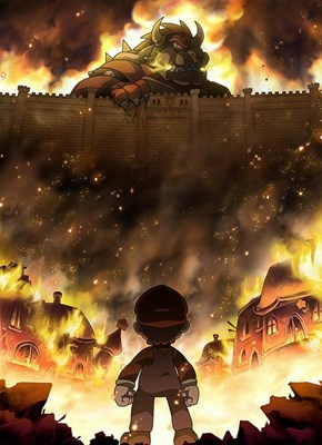 Attack on Titan: Super Mario Edition