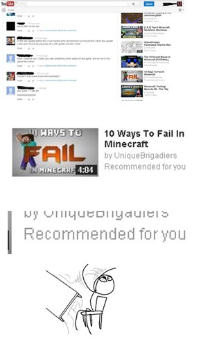 Failing Recommended