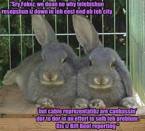 Stay Toond Fur Teh Hole Story Onna Elebenty Oclok Nuz