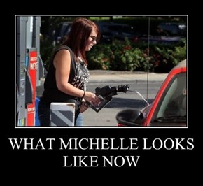WHAT MICHELLE LOOKS LIKE NOW