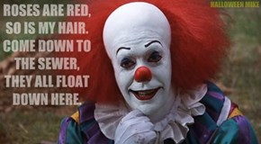 They all float down here.