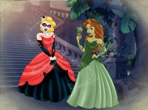 The Darkest Disney Princesses