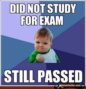passed!