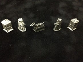 We Don't Have Time for a Thimble in These Monopoly Pieces