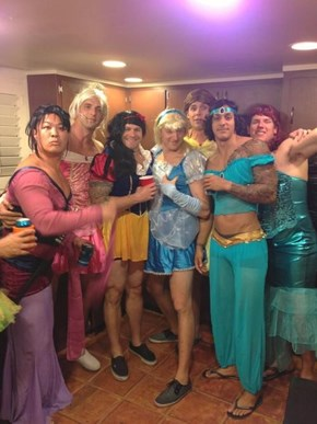 Disney Drag Queens