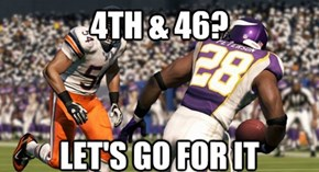 How Most People Play Madden