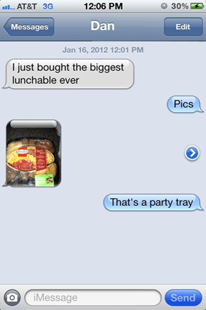 Lunchables for Adults
