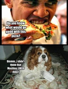 Obama the Food Aficionado