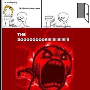 THE DOOOR