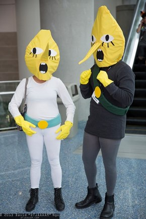 Watch Your Back, Lemongrab 2
