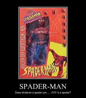 SPADER-MAN