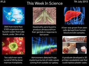 What Happened in Science This Week?
