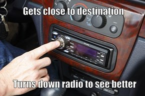 Driving Logic