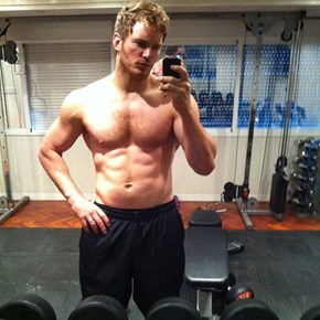 Chris Pratt  Takes Us to the Pawnee Gun Show
