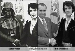 Darth Vader  Totally Looks Like Richard Nixon
